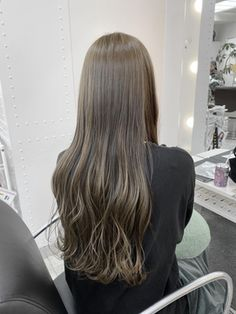 【Euphoria/石橋】ブリーチなしミルクティーグレー Stylists, Yahoo Beauty, Hairstyle, Long Hair Styles, Hair Job, Hair Style, Long Hairstyle, Hairdos, Long Haircuts