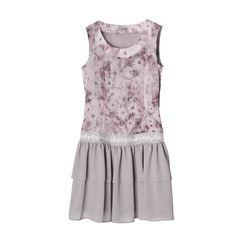 MARILENA B. €121,00 DRESS - georgette - floral design www.marilenab.it