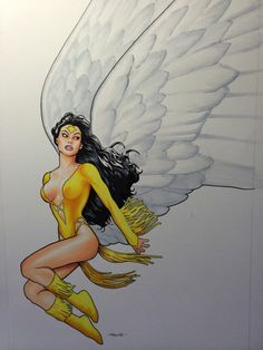 Dawnstar by Kevin Maguire