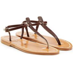 Pre-owned - Leather sandal K.Jacques lGUxW