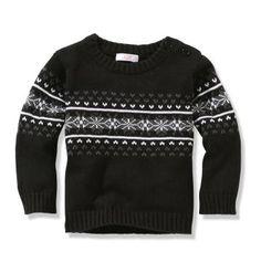 Joe Fresh Baby Boy s Nordic Sweater Joe Fresh Baby 66f5c6c67b43