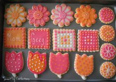 Sweet Ivy Confections...sugar cookies/glaze icing