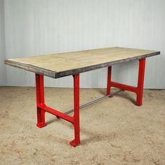 Reclaimed Industrial Tables - Vintage Industrial Furniture - Original House ($500-5000) - Svpply