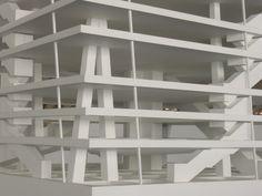 Valerio Olgiati_2004_Learning Centre_EPFL_Lausanne_D444