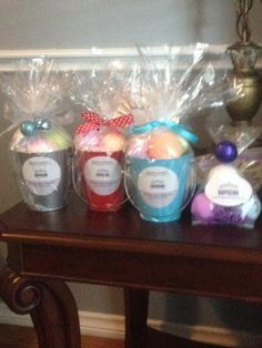 Reigning Supreme Bath Bomb Bombshell Gift Bucket- Bath Bomb Gift Set-Gift for Her-Gift Basket- Bath Fizzy by ReigningSupreme on Etsy