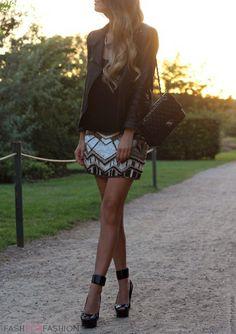 fashforfashion -♛ STYLE INSPIRATIONS♛: I need this skirt!!