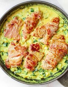 Filety drobiowe z cukinią Kitchen Recipes, Cooking Recipes, Healthy Recipes, Appetizer Recipes, Dinner Recipes, Sandwiches, Italian Recipes, Food Photography, Food Porn
