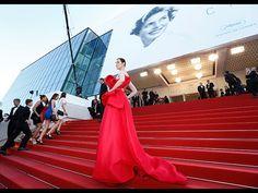 Cannes 2015 Erin O'Connor (Quelle: EPA/GUILLAUME HORCAJUELO)