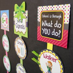 Ready Reminders « Signature Line « Decorative | Teacher Created Resources