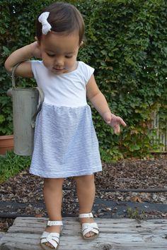 Mark and Maren: DIY toddler dress