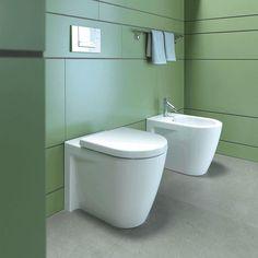 Duravit   Bathroom Design Series: Starck 2   Toilets. Philippe Stark | Bath  | Pinterest | Toilet, Duravit And Bathroom Designs
