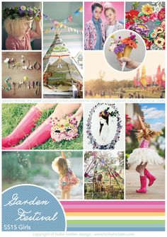 garden festival trend SS15