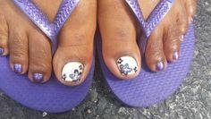 Purple flowers www.aroyalpampering.com