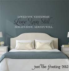 Image result for love means never having to say you're sorry wall mural sticker