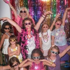 Five Exciting Girls Birthday Party Ideas - Amazing Ideas For Girls Birthday Party   Bash Corner