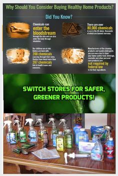 You can create a healthier, safer home environment for your family~~ Everyone benfits. including our eco-system! Melaluca Products, Melaleuca The Wellness Company, Health Tips, Health And Wellness, Natural Cleaning Products, Household Products, Natural Cleaners, Healthier You, Health