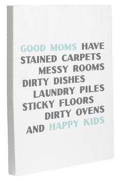 Good Moms Happy Kids