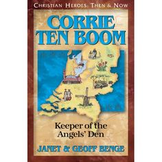I have always admired the courage and faith of Corrie ten Boom. I'm so glad to be able to read about her life and learn from her Christian example with my son! #tosreview #ywampublishing #christianheroes