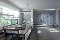 Grey Loft in Athens by Studio LILA architect + designer 5