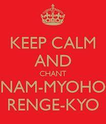 nam myoho renge kyo - Cerca con Google