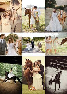 Raina Dawn Events| Newport Wedding Planner | Newport RI Wedding Planning | NY & DC Planner: Things We Love...Wedding Horses