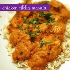 Pastor Ryan's Chicken Tikka Masala | Recipe | Chicken Tikka, Chicken ...
