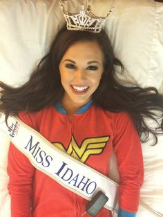Show Me Your Pump!  An Interview with Miss Idaho My 8 year old interviewed Miss Idaho, Sierra Sandison, about her pump, her diabetes, and her wardrobe!