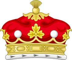 Coronet of a British Marquess