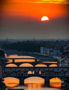 Florence , Tuscany Italy