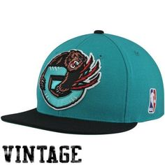 Vancouver Grizzlies Mitchell & Ness XL Vintage Logo 2 Tone Fitted Hat Mitchell & Ness. $23.97