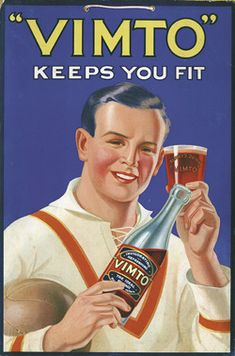 Vimto keeps you fit