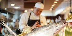 MARKET DE PESCADO   Los Angeles   17026752 Chefs, Fish, Restaurants, Pisces