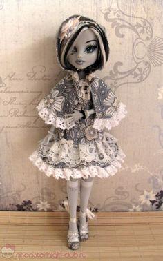 All Monster High Dolls, Monster High Crafts, Monster High Doll Clothes, Ooak Dolls, Art Dolls, Pixar, Dream Doll, Marvel, Cute Monsters