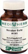 Standard Process - Nevaton Forte
