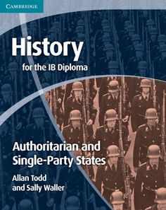 An exciting new series that covers the five Paper 2 topics of the IB 20th Century World History syllabus. ISBN: 9781139163118