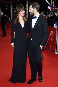 Pin for Later: Jamie Dornan Est un Vrai Gentleman Jamie Dornan et Dakota Johnson