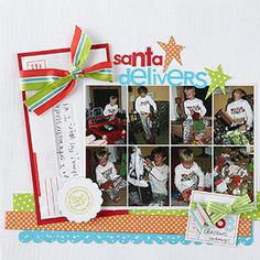 Give New Life to Junk Mail  Give junk mail a new use by converting unwanted envelopes into pockets for your pages. Envelopes with see-through windows are ideal for holding journaling because they give a glimpse of what's inside without giving away too much.  *Give envelopes a boost on your scrapbook page. Mat them with cardstock and embellish with a ribbon.