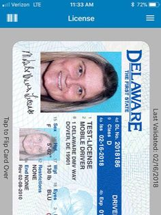 The Delaware Division of Motor Vehicles has launched a mobile driver's license pilot study that will run for six months.