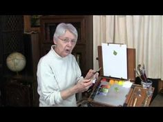 Quick Tip 37 - Palette Knife Painting - YouTube