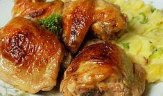 Kuřecí pečené v pivní marinádě