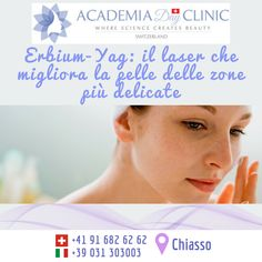 Academia Day Clinic 📍 Chiasso 📍  Erbium-Yag: il laser che migliora la pelle delle zone più delicate  💋💞 Se si desidera migliorare l'aspetto della pelle e quindi gli inestetismi cutanei come le rughe sottili o medie, alcune cicatrici da trauma o da acne, discromie, neoformazioni o smagliature http://www.academiadayclinic.ch/it/intervento-trattamento-medicina-estetica/laser-erbium-yag =========== #academiadayclinic #clinic #dayclinic #academia #chiasso #laser #skin #delicate #pelle…