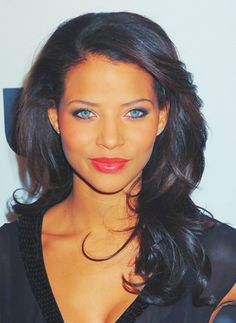 Actress: Denise Vasi, Puerto Rican, Dominican & Greek. ][ LoveCrossesBorders