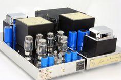 Jadis JA120 Monoblock Amplifiers