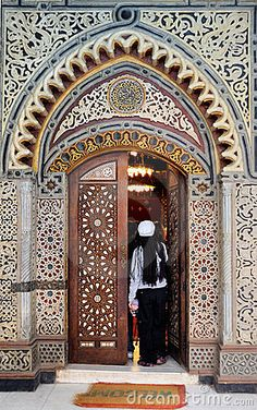 Coptic Church El Muallaqa in Cairo, Egypt Islamic Architecture, Beautiful Architecture, Art And Architecture, Architecture Details, Luxor, Temples, Egypt Travel, Cairo Egypt, Thinking Day