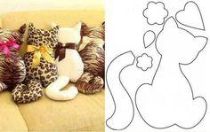 Gatito. cat pattern