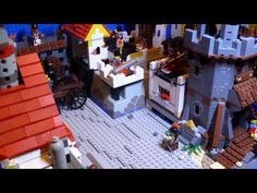 LEGO Pirates of the Carribean Stopmotion Film (Brickfilm)