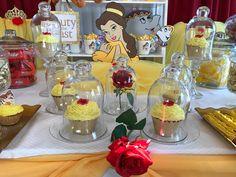 Ideias incríveis para a festa Bela e a Fera!