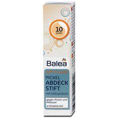 Balea Soft & Clear Pickel Abdeckstift, Farbe: Nr. 10 Sand, nude, Abdeckstifte bei dm drogerie markt.