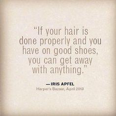 Hair Quotes - @Amanda Snelson Snelson Gillespie @Stephanie Close Close Meier