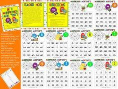 Multiplication Spinner Games!